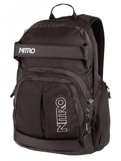 5ed3da7791f Nitro DRIFTER black školní batoh   Swis-Shop.cz