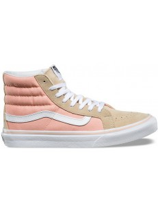 Vans SK8-HI SLIM PALE KHAKI TRUE WHITE 62989aeb0b