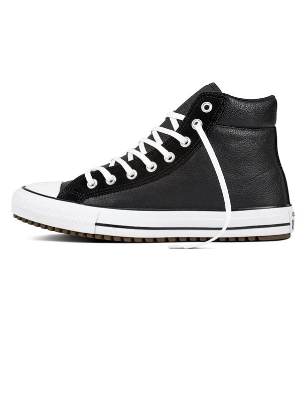bf4a8f231e0 Converse Chuck Taylor All Sta BLACK BLACK WHITE zimní boty pánské    Swis-Shop.cz