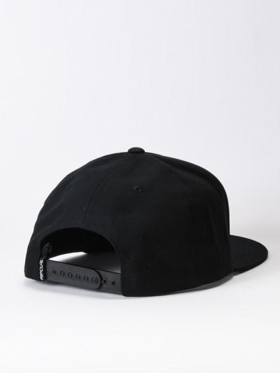 c4ede0bd1df Rip Curl WETTY ORIGINAL black pánská kšiltovka s rovným kšiltem    Swis-Shop.cz