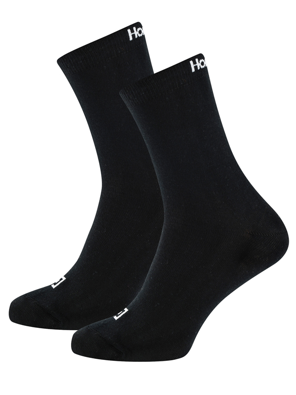 1005755c848 Horsefeathers UNA 3 PACK black dámské kvalitní ponožky   Swis-Shop.cz