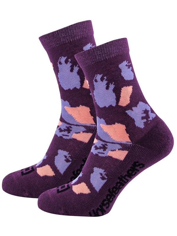 3537f8dbc7f Horsefeathers TAWA GRAPE dámské kvalitní ponožky   Swis-Shop.cz