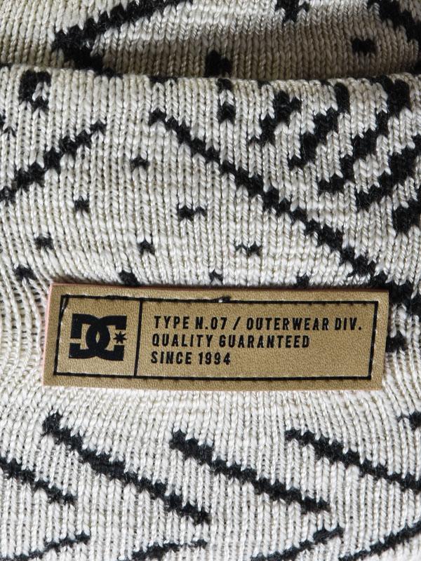 5729d84a598 Dc LABEL 2 SILVER BIRCH MUD CLOTH A pánská čepice   Swis-Shop.cz