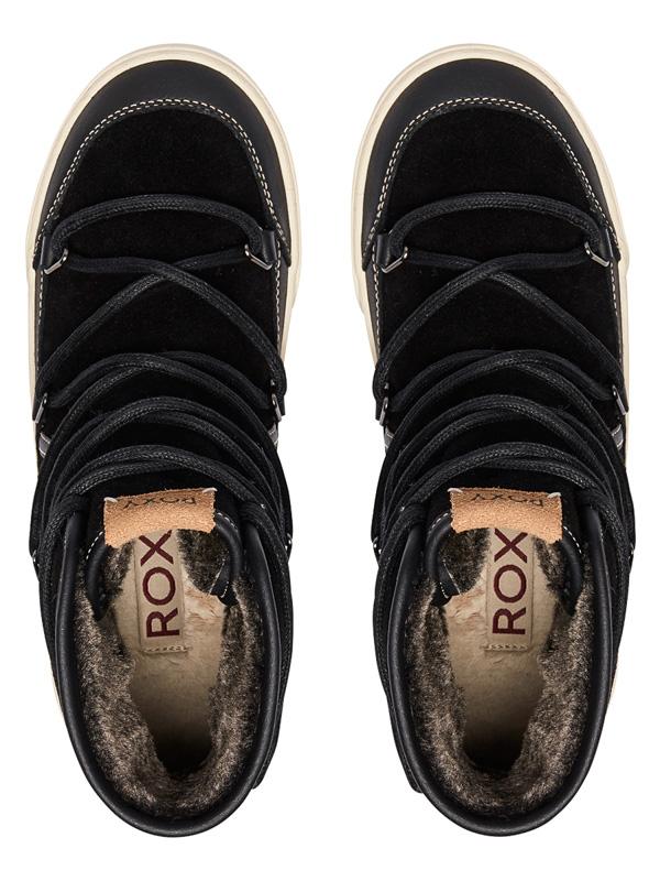 Roxy DARWIN black zimní boty dámské   Swis-Shop.cz 7863ea0c7d5