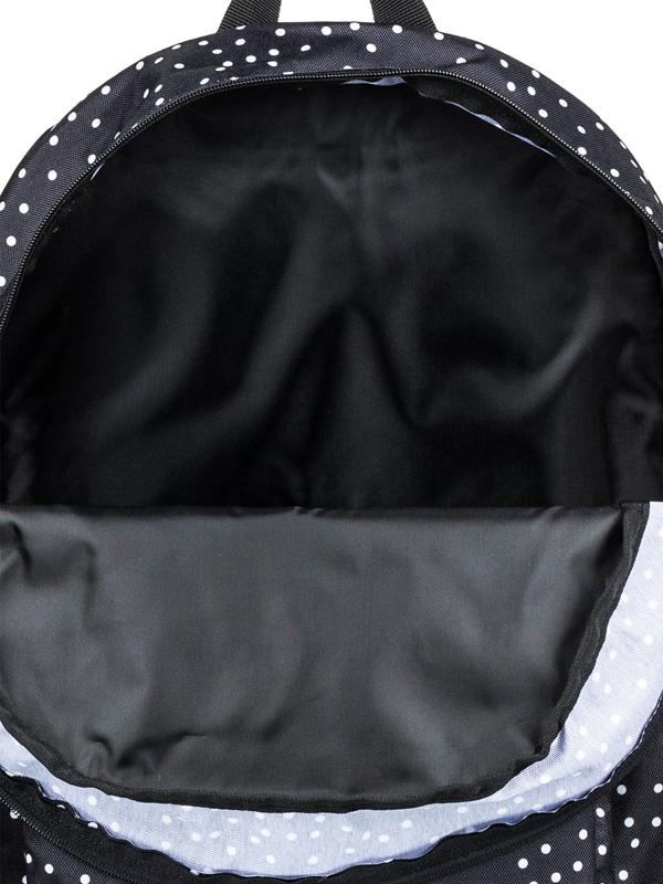 2b18a7a39c8 Roxy CARRIBEAN TRUE BLACK DOTS FOR DAYS školní batoh   Swis-Shop.cz