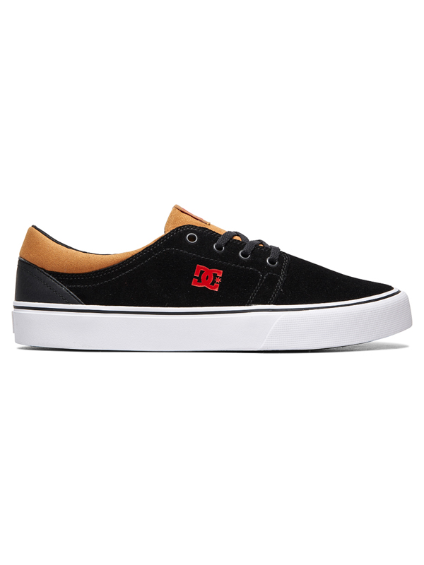 b0a8f55a984 Dc TRASE SD BLACK RED BLACK pánské boty   Swis-Shop.cz