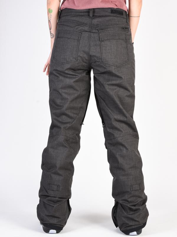817274ececa9 Burton TALL FLY TRUE BLACK HEATHER dámské zimní kalhoty   Swis-Shop.cz