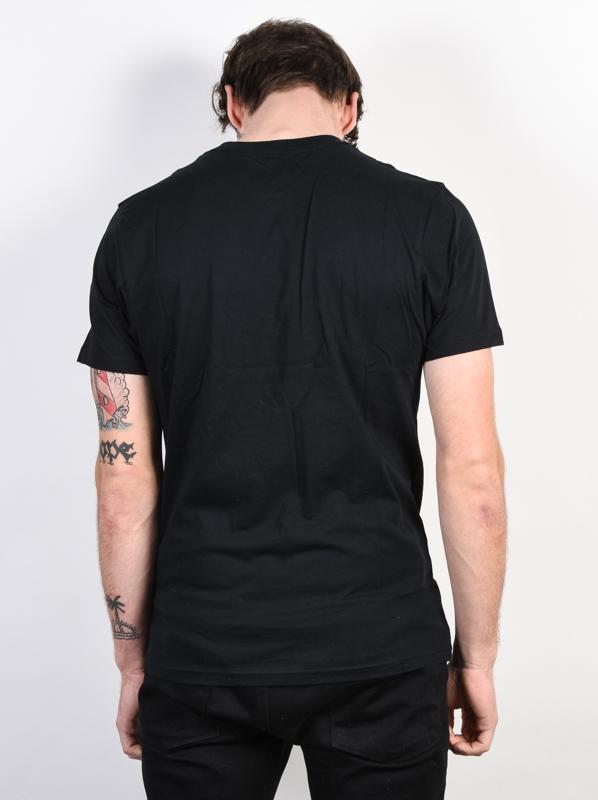 Vans PRINT BOX BLACK-BONEYARD pánské tričko s krátkým rukávem   Swis-Shop.cz 73186fa2d9e