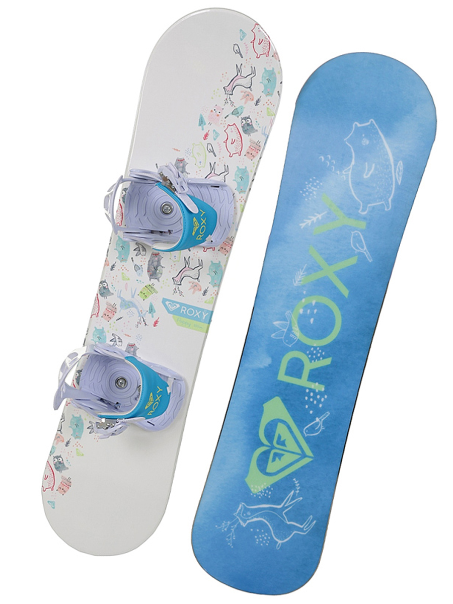 c090a57ad31b Roxy POPPY PACKAGE dětský snowboard set   Swis-Shop.cz