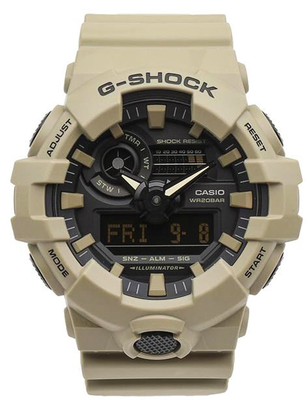 Casio GA 700UC-5A pánské analogové hodinky   Swis-Shop.cz 986d04b351e