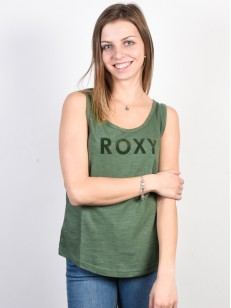Roxy RED LINES A DUCK GREEN 3108f6ff99